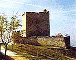 Castillo de Tiedra. Valladolid