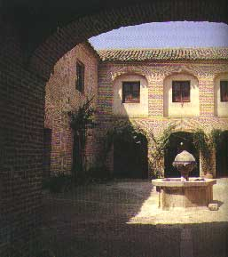 San francisco de as s en la iglesia en talavera la nueva - Casa rural valdepusa ...
