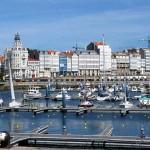 La Coruña puerto