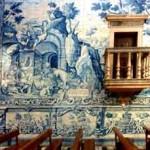 Badajoz Olivenza azulejos