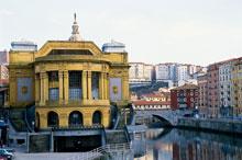 Bilbao ría de bilbao