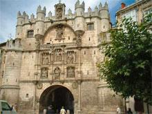 Burgos Puerta de Santa María