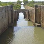 Canal de Castilla esclusas