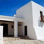 Isla de Ibiza. Casa tradicional