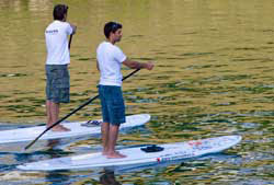 Paddle Surf paseo