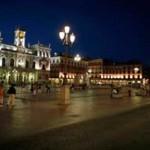 Ciudad de Valladolid. Plaza Mayor