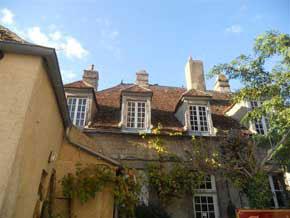 Vezelay Francia
