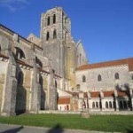 Vezelay monumentos