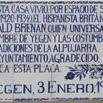 Alpujarra Almeria