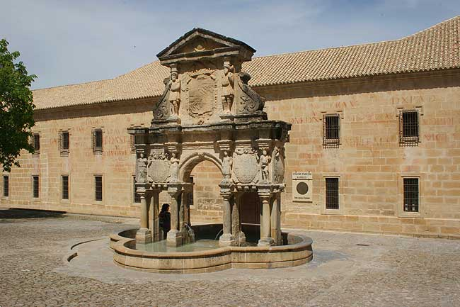 Baeza Patrimonio