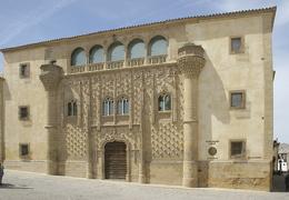 Ciudad de Baeza. Palacio Jabalquinto
