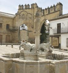Plaza Populo Baeza