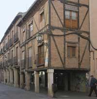 calle mayor. Alcala de Henares