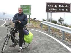 Camino de Santiago o cebreiro