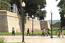caratagena murallas