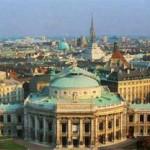 Ciudad de Viena. Austria