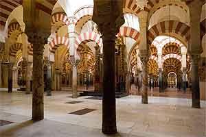 Visitas a la mezquita de c rdoba viajes y turismo por espa a y portugal - Visita mezquita cordoba nocturna ...