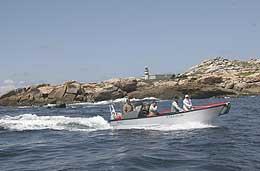 Galicia. Islas Cíes