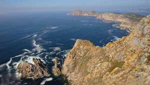 Islas de España. Islas Cíes
