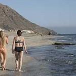 playa de Almeria