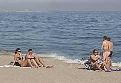 playa San Pedro Almeria