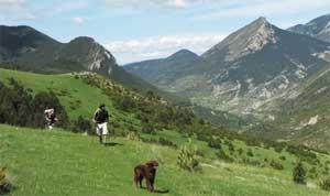 senderismo Pedraforca