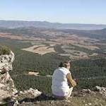 Vistas del Valle de Ayora