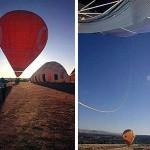 viajes en globo