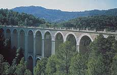 vias verdes puente