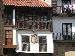 Santillana del Mar balcones