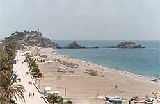 Almuñecar, Costa Tropical