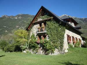 Valle de benasque pirineos de huesca viajes y turismo - Casa rural en pirineo catalan ...