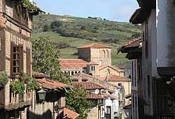 calles de santillana