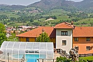 Hotel rural villa de Mestas. Asturias