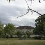 Pazo Almuzara jardin