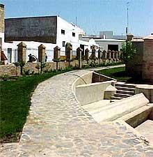 Baños Romanos de la Lusiana - Viajes y turismo por España ...