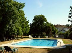 Pazo Almuzara piscina