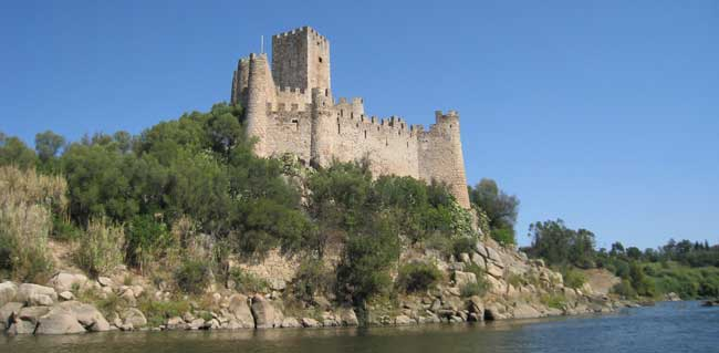 Castillo-templario-de-Almourol