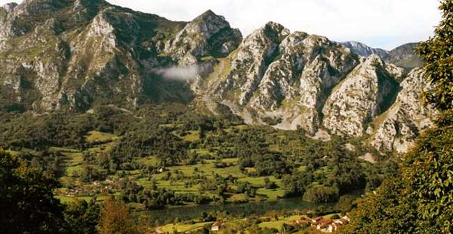 Quirós Asturias