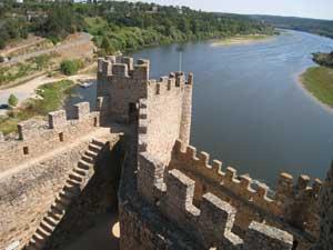 Vista-desde-el-Castillo-de-Almourol