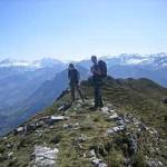 Montañeros quiros