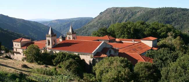 Ribeira Sacra. San Estevo
