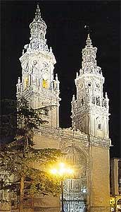 Logroño capital de La Rioja