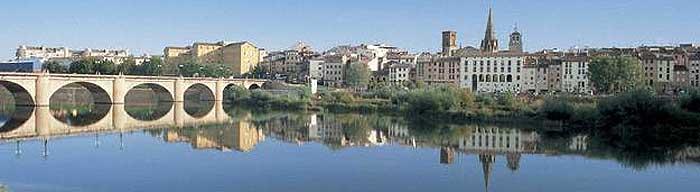 Logroño ciudad de La Rioja