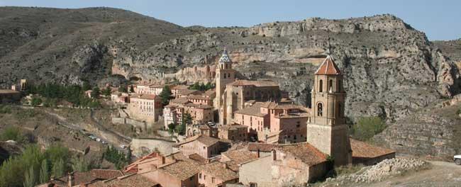 Albarracion-Teruel
