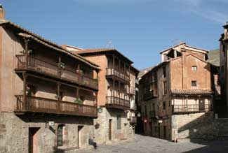 Turismo-Rural-Albarracín