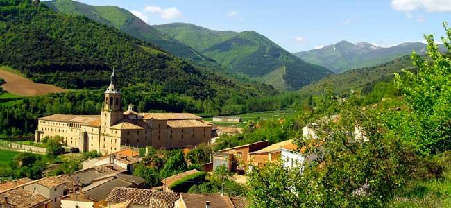 Monasterios de la Rioja