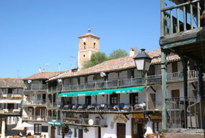 Plaza de Chinchón