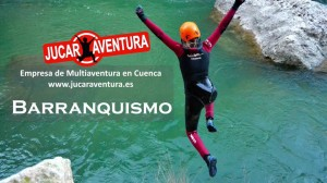 Barranquismo-Jucar-Aventura