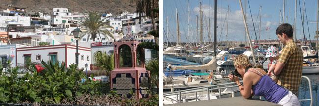 Gran Canaria. Puerto de Mogán